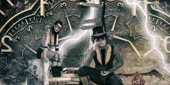 fenomeno steampunk