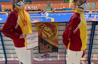 bronce yessenia salgado copa españa taekwondo