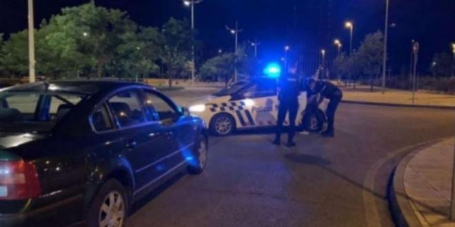 chulo policia local