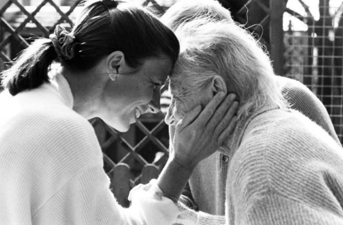 palabras nieta abuela alzheimer
