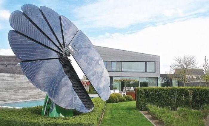 placas solares girasol candamia