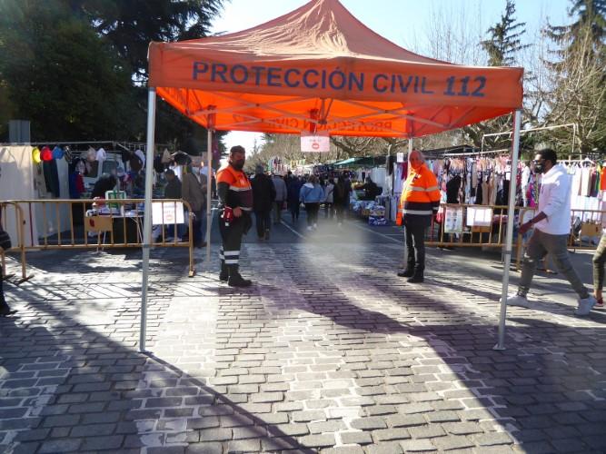protección civil veinte años leon