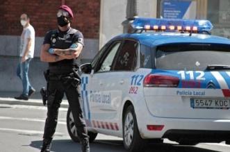 paso leon tenga policia barrio