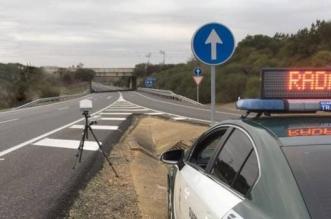 policia radar 30 multas