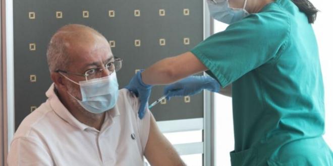 francisco igea vacuna