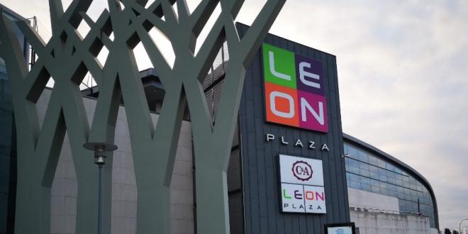precacucion centro comercial leon