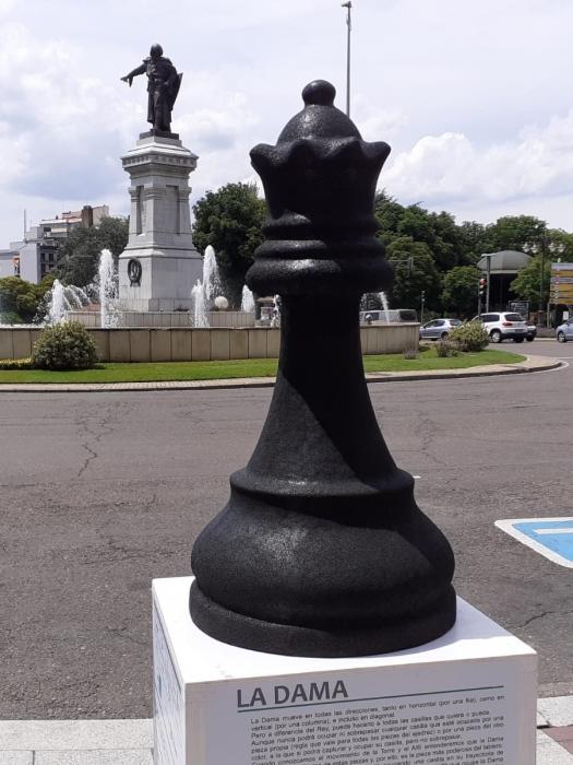 leon piezas torneo ajedrez