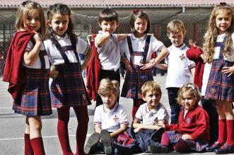 uniforme colegio leon vogue