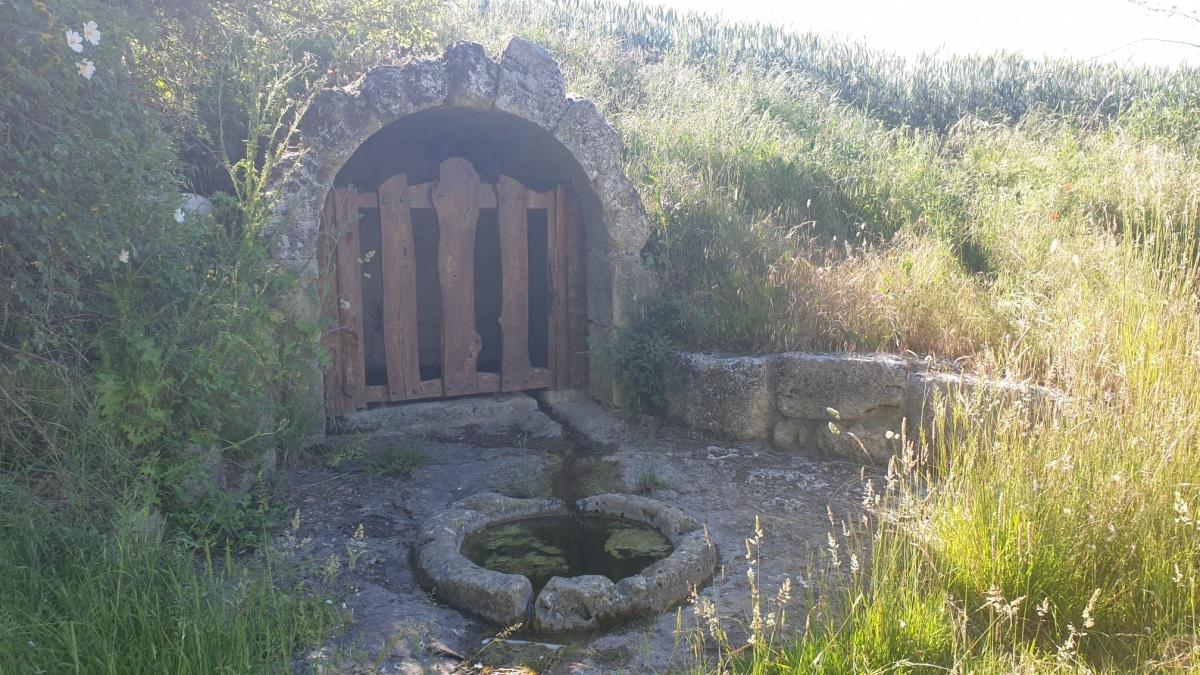 fuente romana secreta provincia leon
