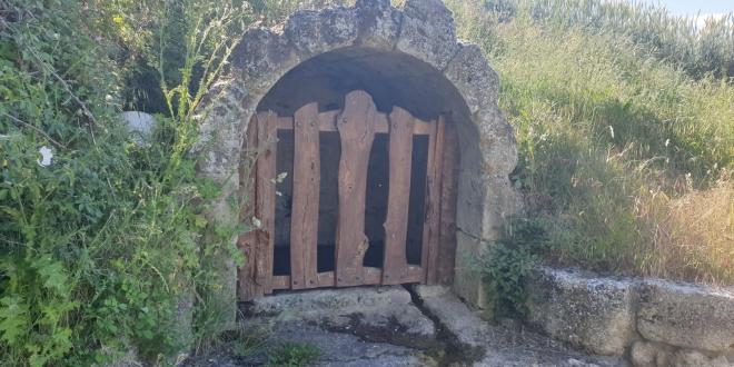 fuente romana secreta