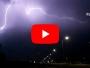 video tormenta leon