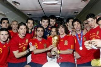 celebran victoria espana eurocopa