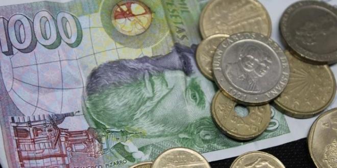 espanoles adios peseta