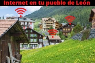 Internet de buena calidad en pueblos de León-Digital de León