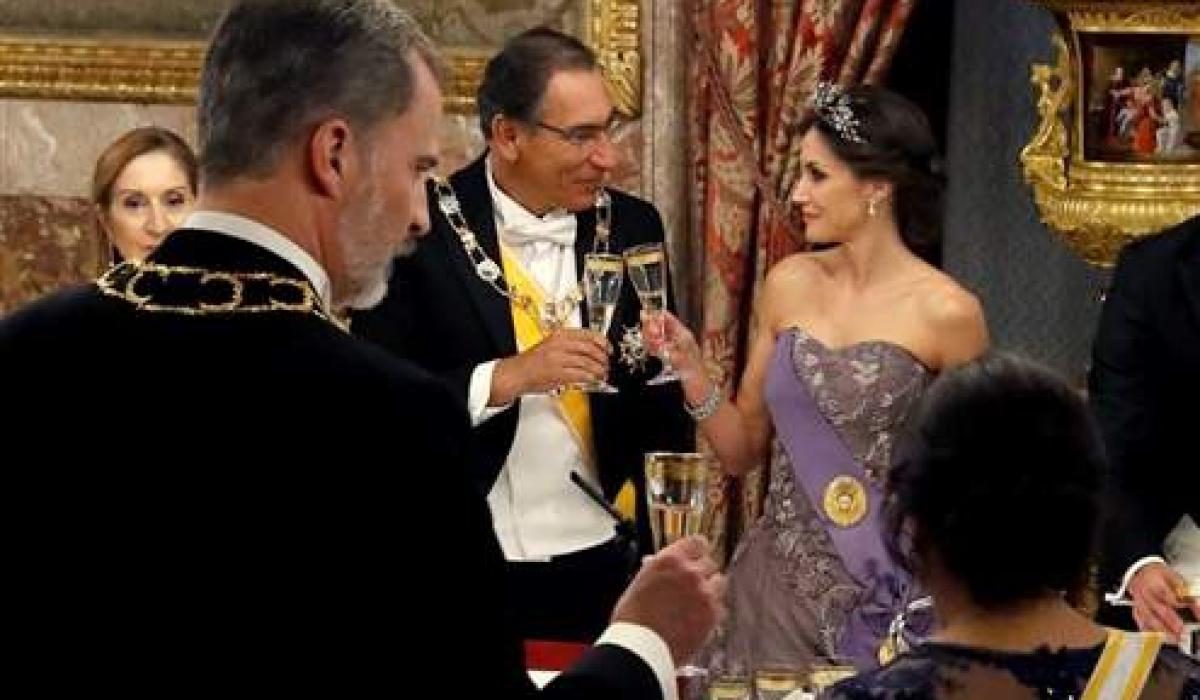 La primera cena de Estado post Covid albergará a la mitad de invitados