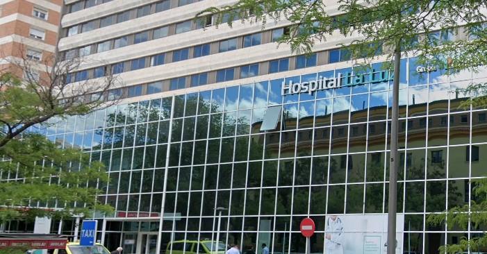 mila ximenez ingresada hospital