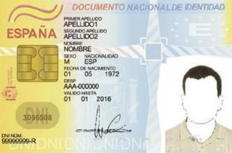 nuevo obligatorio dni espana