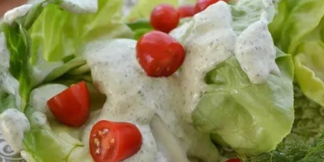 salsa diosa ensaladas
