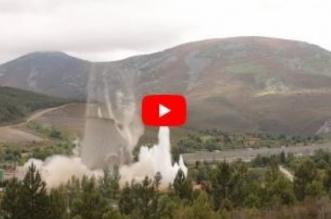 video demolicion termica anllares