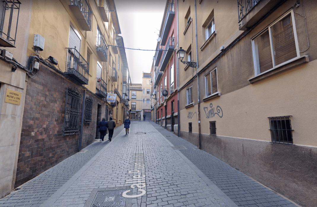 corte calle barrio humedo-Digital de León