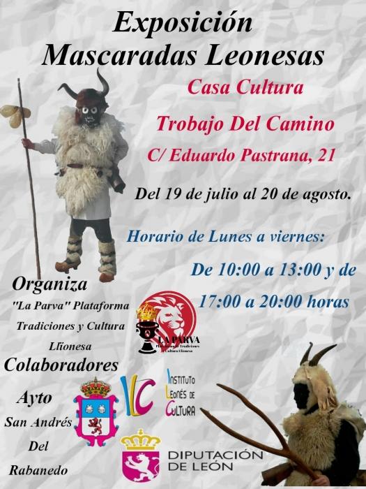 exposicion mascaradas leonesas san andres-Digital de León