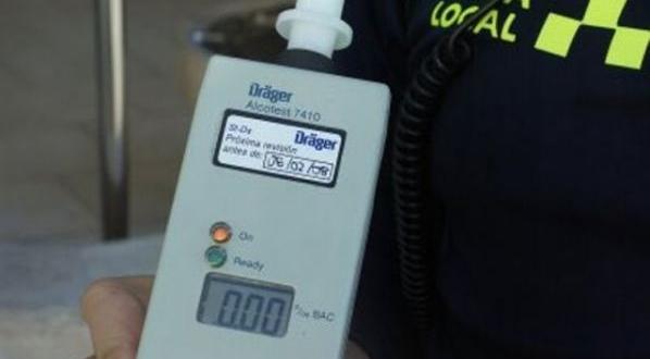 campana consumo alcohol drogas conductores-Digital de León
