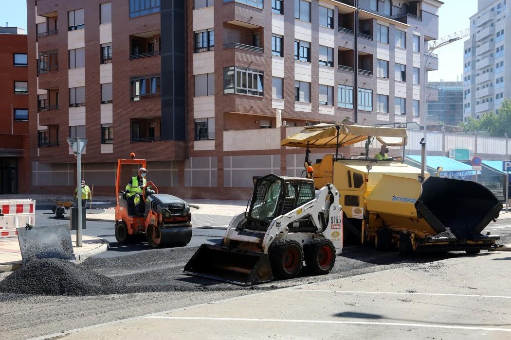 plan asfaltado calles leon-Digital de León