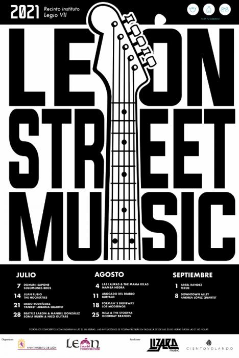 leon street music ciclo conciertos