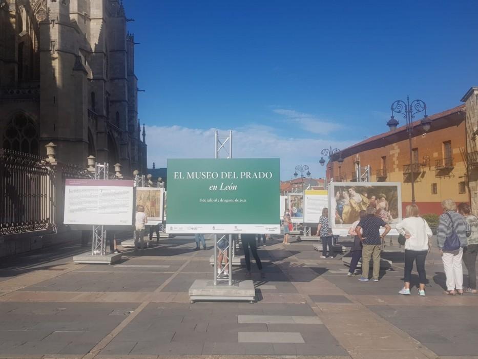 leon obras museo prado