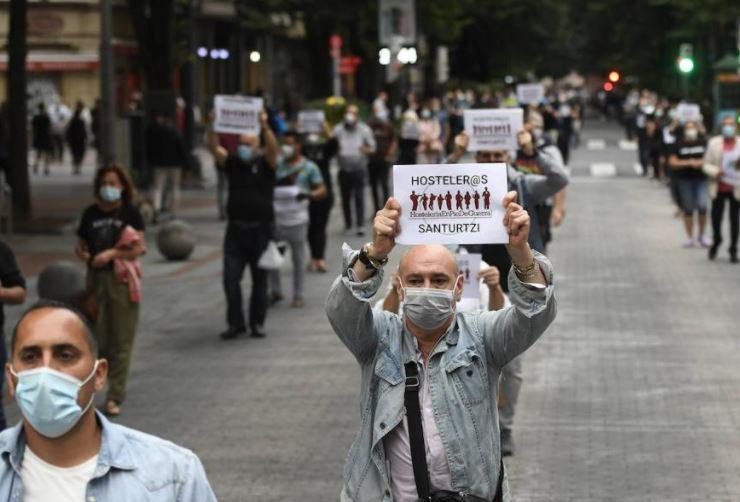 hosteleros denunciar gobierno-Digital de León