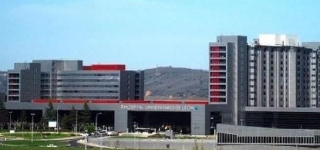 plantas hospital leon cerradas
