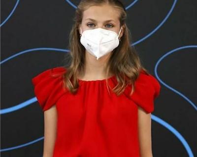 princesa leonor vacuna coronavirus-Digital de León