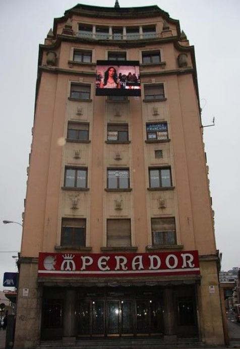 Teatro Emperador de León y su cultura perdida