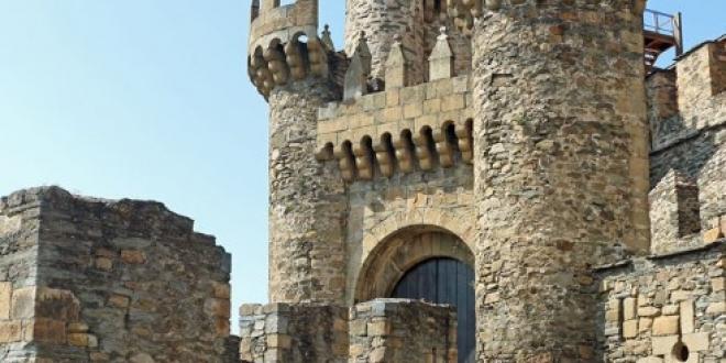 tesoro oculto castillo ponferrada