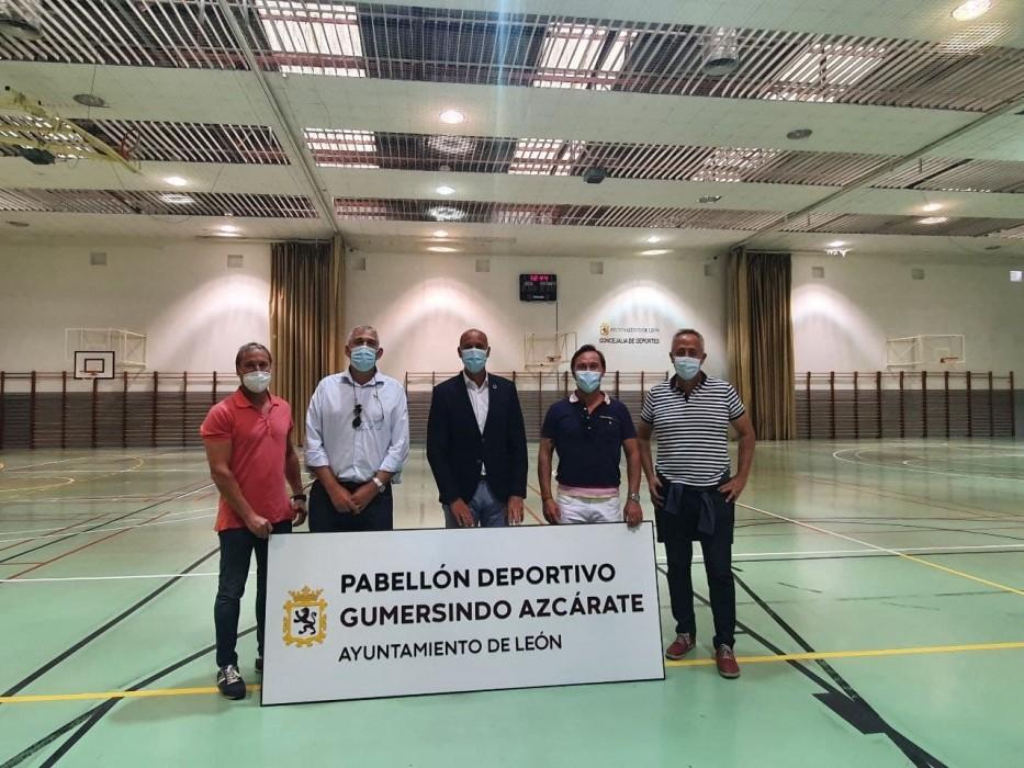trabajos-mejora pabellon armunia-Digital de León