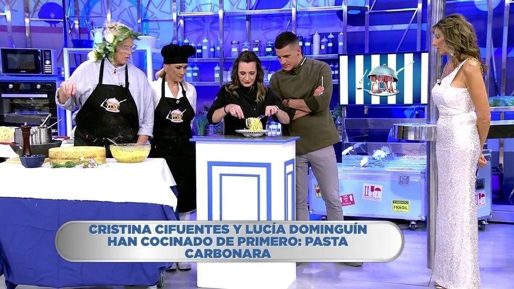 cristina cifuentes lucia cocinas-Digital de León