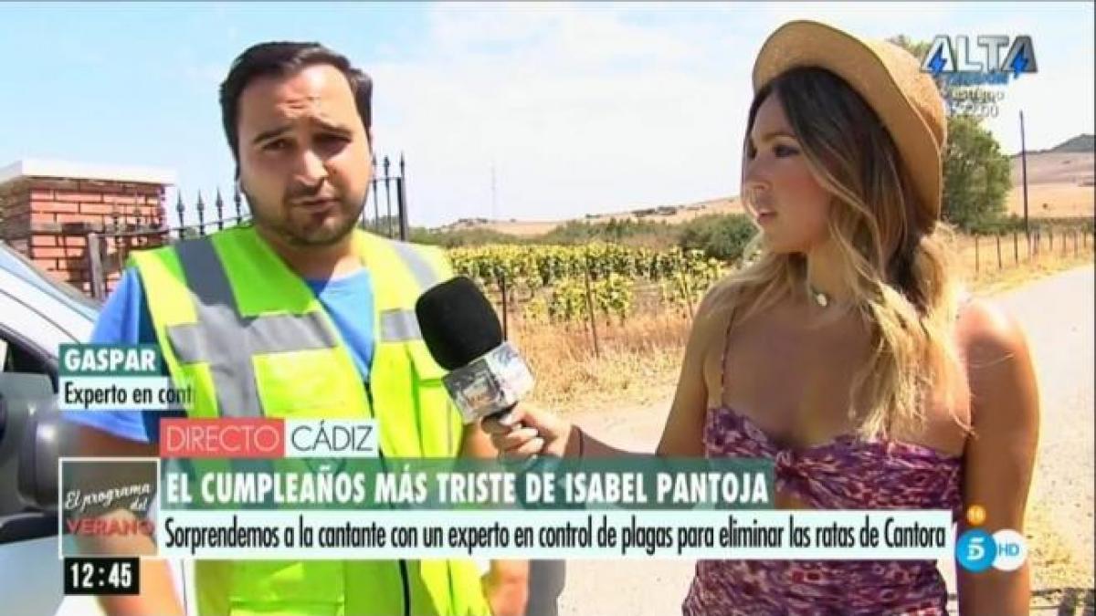 polemico cumpleanos isabel pantoja-Digital de León