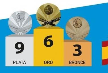 espana arrasa juegos paralimpicos-Digital de León