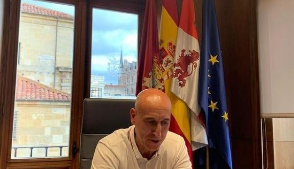 alcalde leon presidente psoe-Digital de León