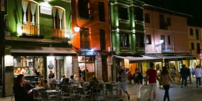 bares leon sancionados hora cierre-Digital de León