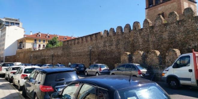 conductor borracho parking nonia-Digital de León