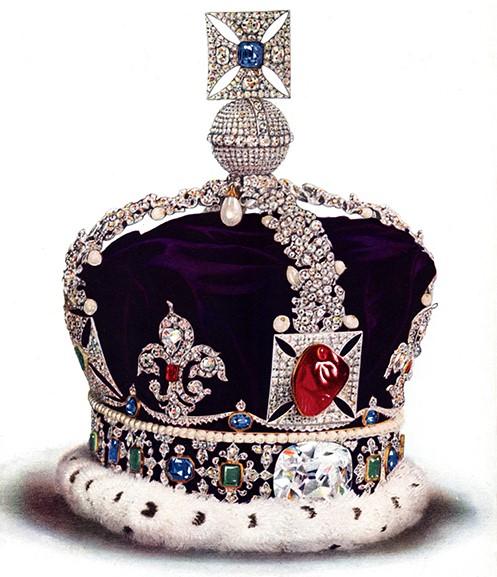 tesoro León corona gran bretaña- Digital de León