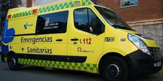 cuatro jovenes heridos accidente-Digital de León
