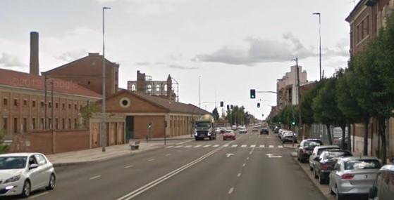 detenido pegar amenazar policía-Digital de León