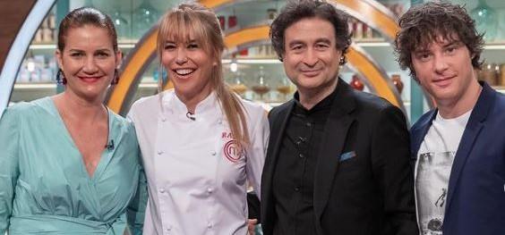 famosos cocina television exito-Digital de León