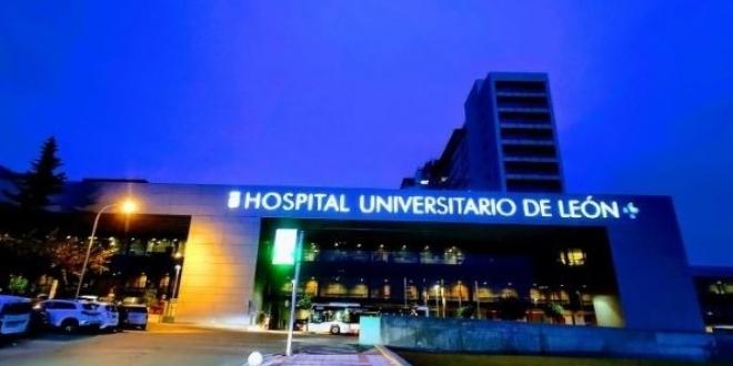 incendio nocturno hospital leon