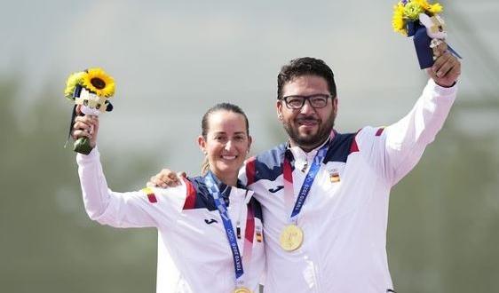 oro fatima alberto juegos olimpicos-Digital de León