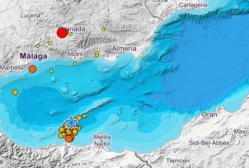 terremotos tsunamis granada espana-Digital de León