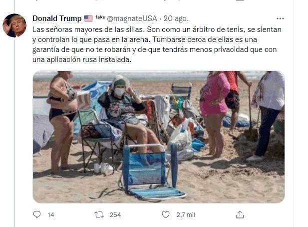 tipo playista hilo twitter-Digital de León