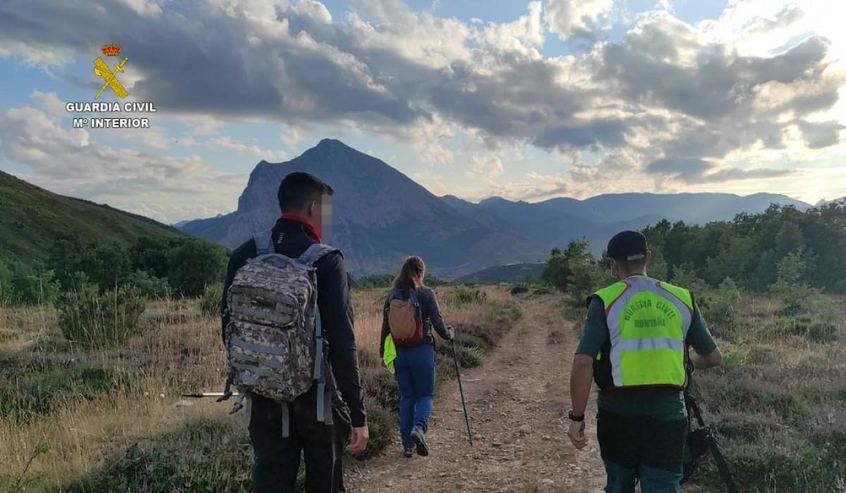 tres rescates montana leonesa-Digital de León